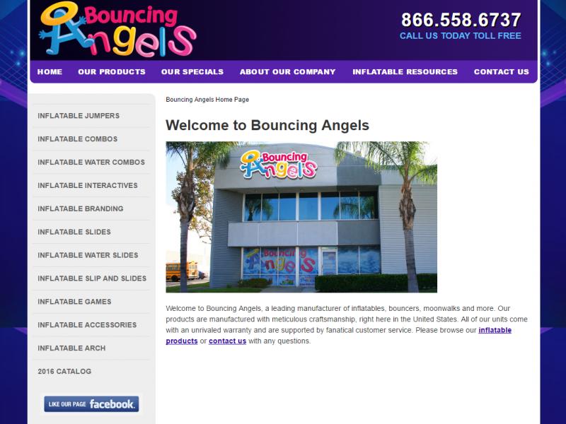 Bouncing Angels
